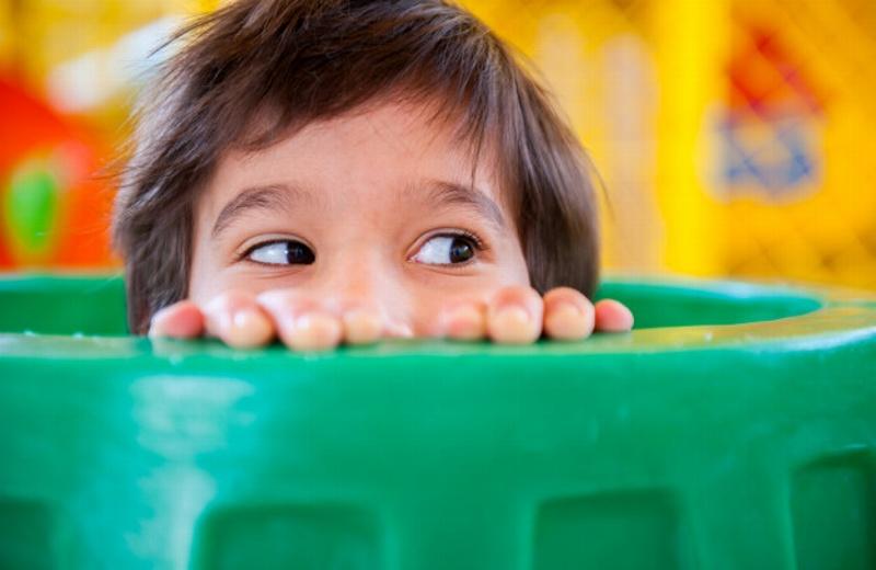 El reto de encontrar el niño se hace viral