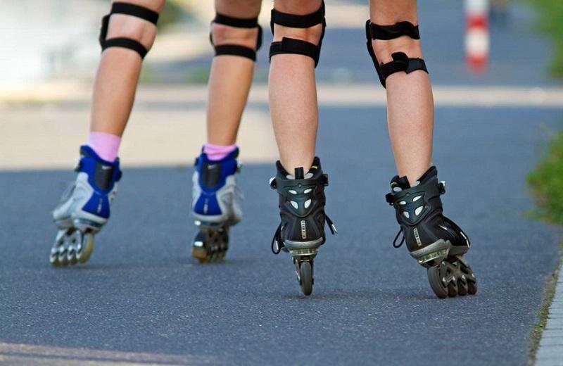 Hoy que prefieres ¿patinar, correr o andar en bici?