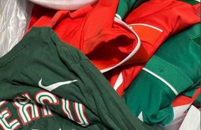 Hallan uniformes de México en Tokyo 2020 en la basura (+fotos)