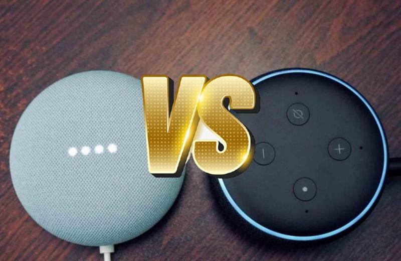 Google y Alexa protagonizan pelea del año, se dicen hasta de lo que se van a morir