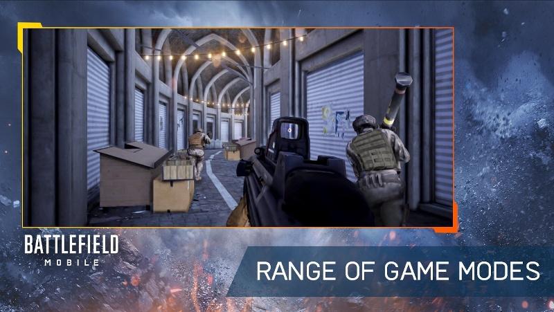 Filtran primeros detalles e imágenes de Battlefield Mobile