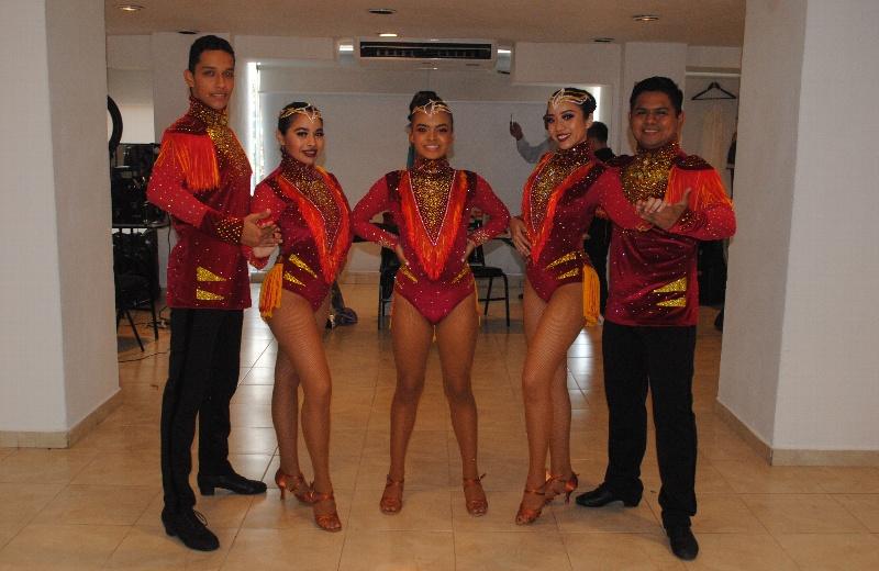 Todo listo para el arranque del Congreso Internacional de baile en Veracruz