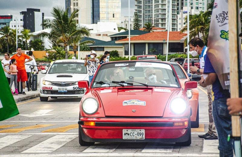 ¡Arranca Rally Golfo Pacífico! El banderazo fue en Boca del Río (+fotos)