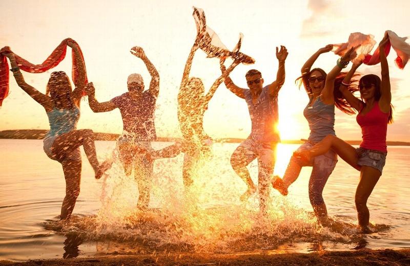 ¡Fin de semana … Dale con todo a la diversión!