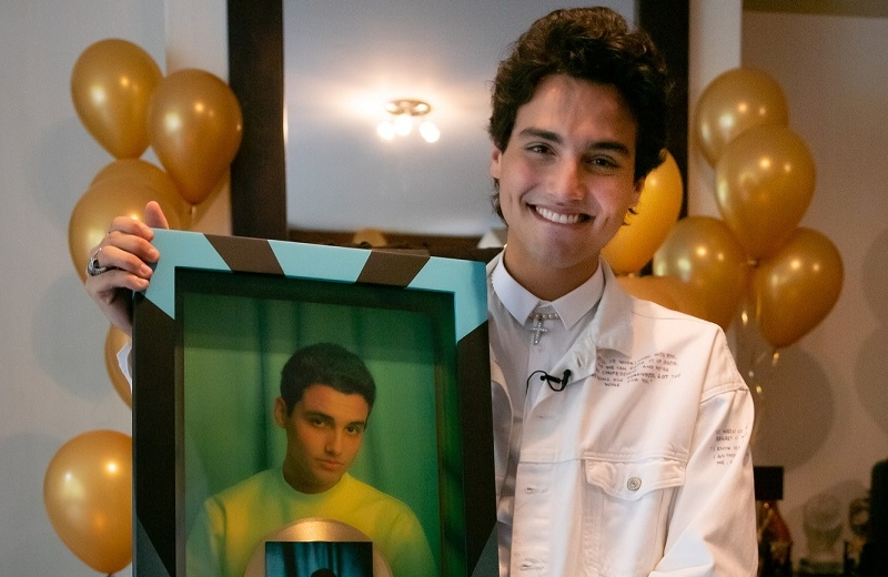 ¡Imparable! Humbe obtiene Disco de Oro, premio Kids' Choice Awards y estrena rola (+video)